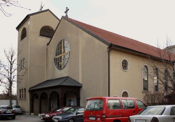 Teilgemeinde Muttergottes im Augarten
