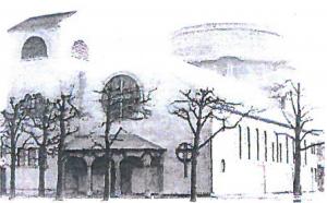 70 Jahre Muttergotteskirche im Augarten